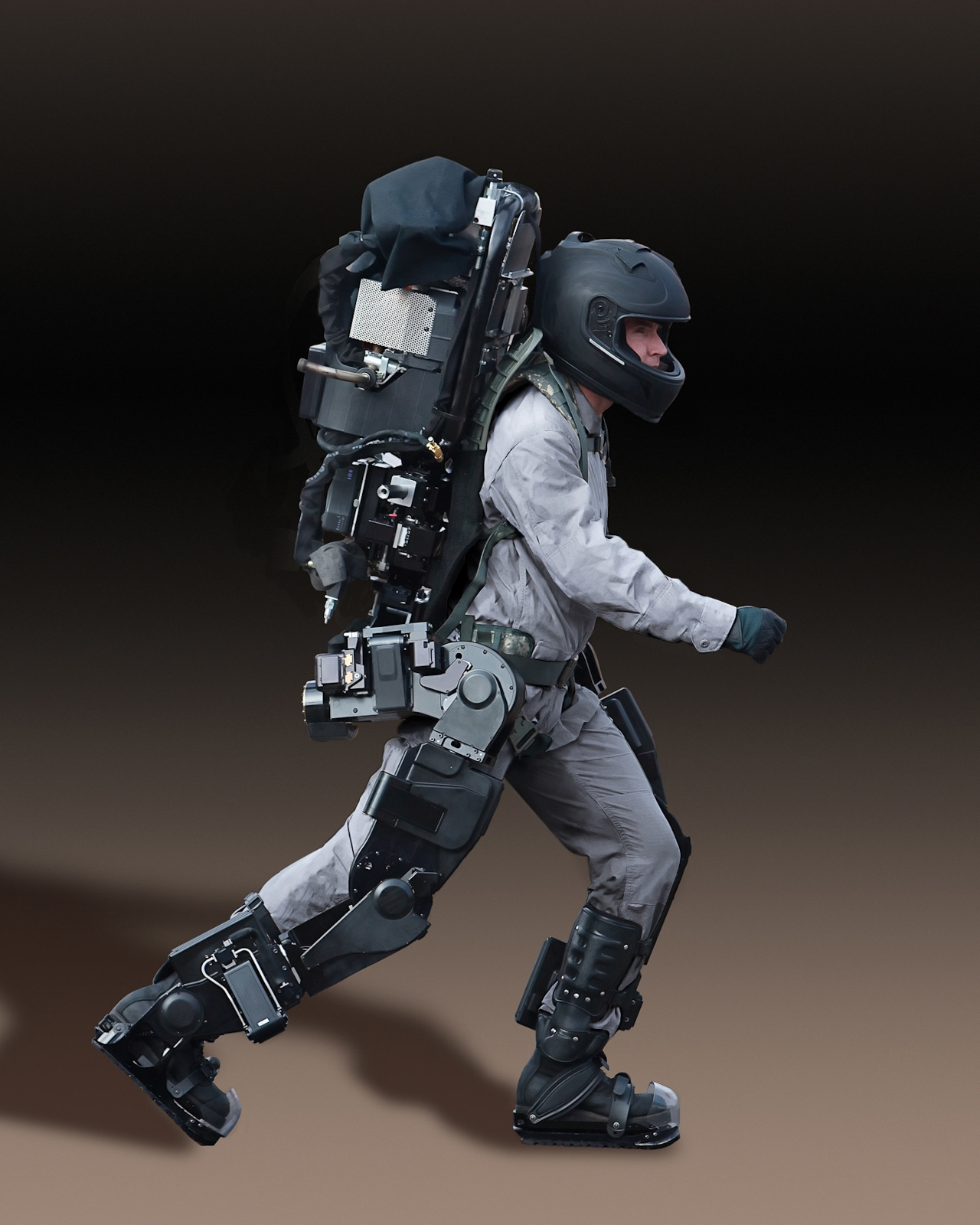 Caterpillar, GE and Microsoft invest in Sarcos Robotics exoskeleton