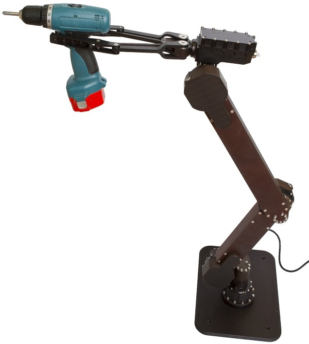 Servosila launches robotic arm for mobile market