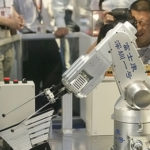 Foxconn reaches 40,000 industrial robot installations