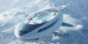 flying cruise liner 3dprint.com