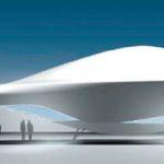 futuristic-airship