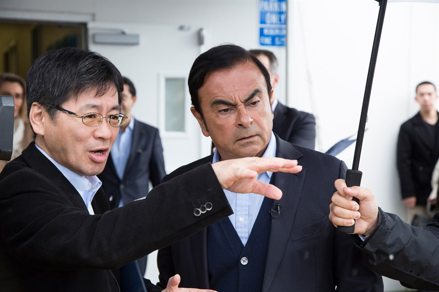 nissan-iijima-and-ghosn