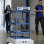 Rodriguez Automation launches MiR100 mobile logistics robot