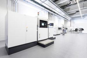 audi Metal 3D printing center