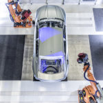 Audi shows off its smart factory technologies