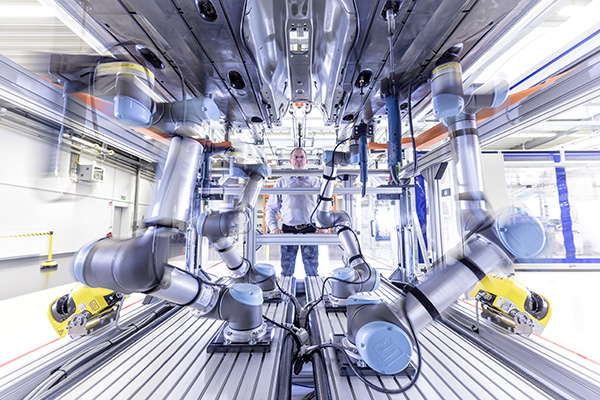 IFR's projected growth of collaborative robots market 'in line' with Universal expectations