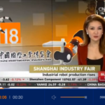 China making '30 per cent more industrial robots'