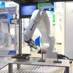Chinese company Delta launches new industrial robot