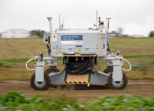 bosch bonirob agricultural robot