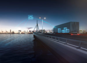 Bosch's TraQ system for logistics
