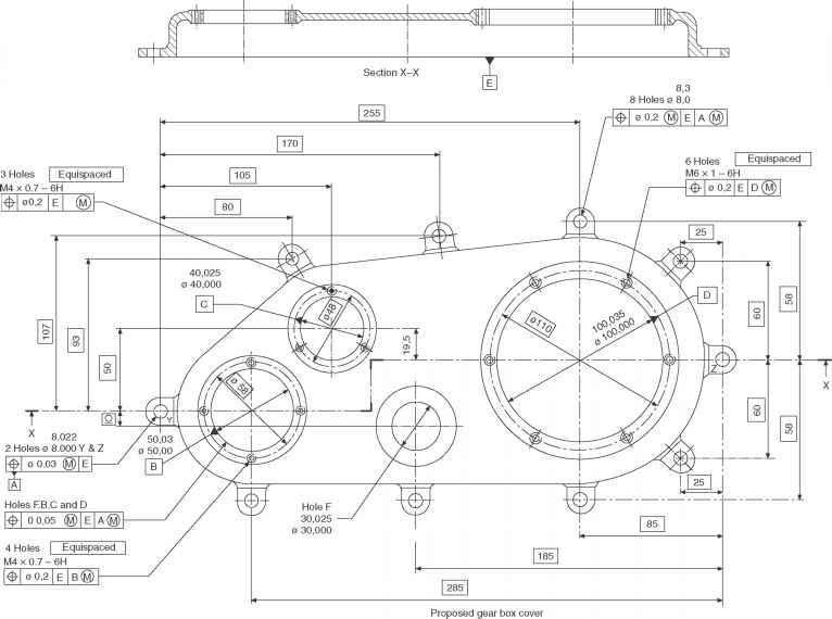 automotive engineering drawings