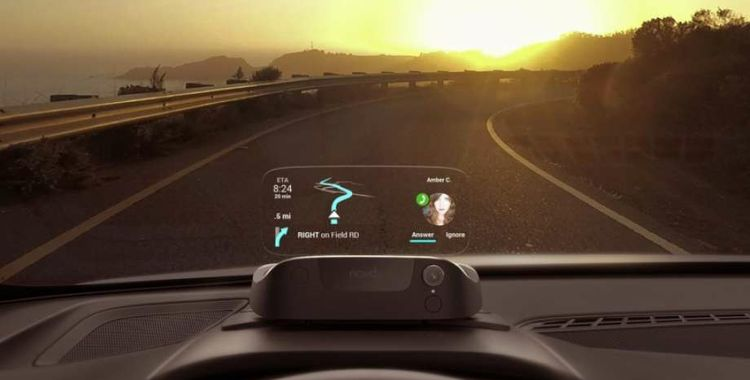 Harman invests in Navdy to launch augmented reality displays on car windscreens