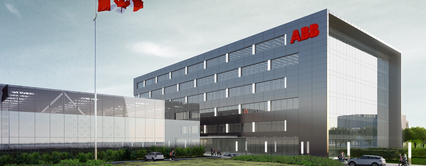 ABB to invest $90 million in new research centre in Canada