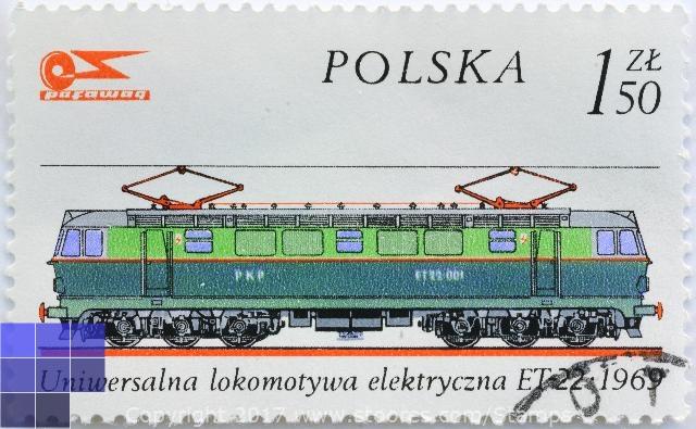 polska stamp