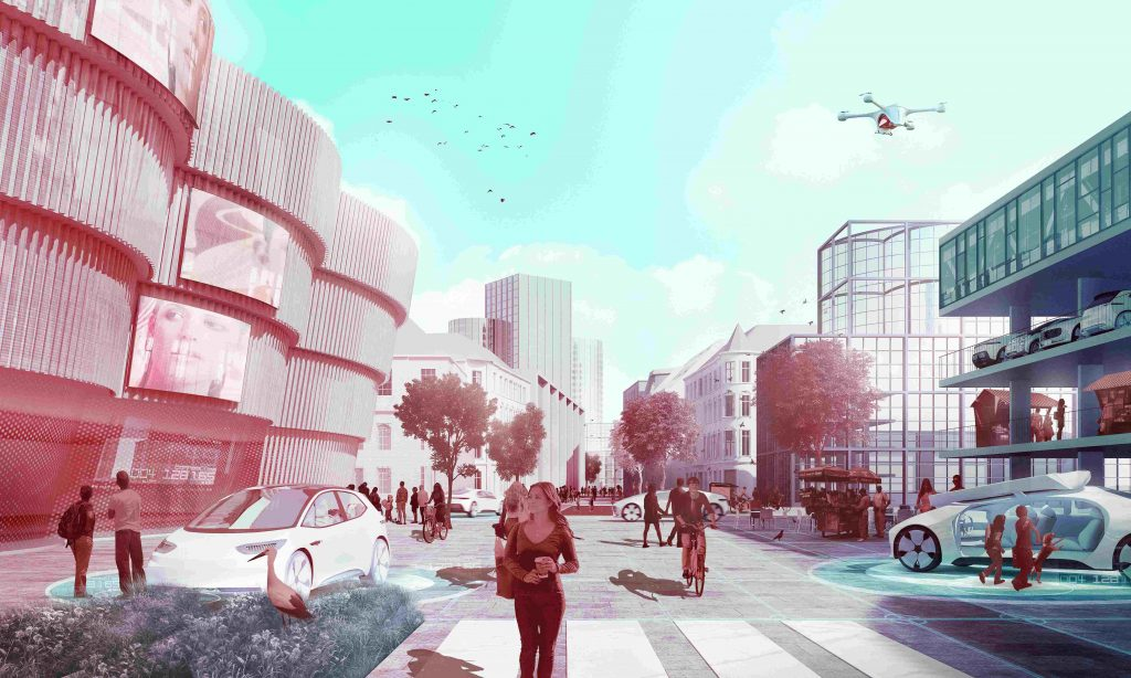 daimler future cities