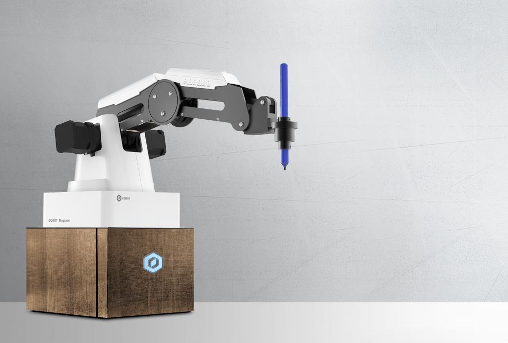 DoBot Magician robot