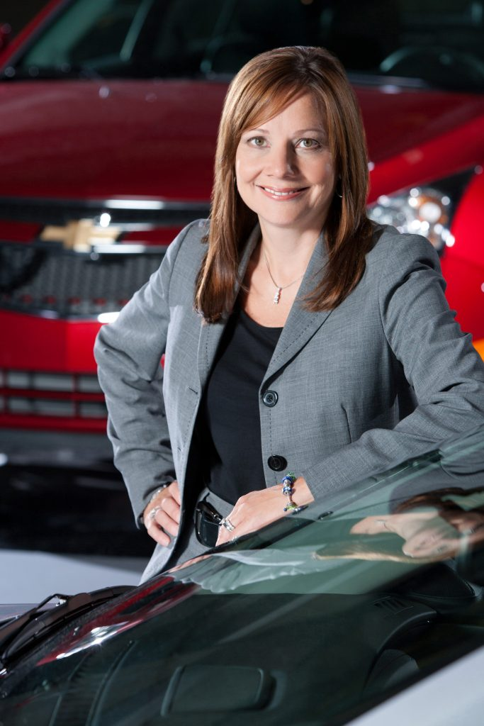 President Barack Obama Appoints Gm Ceo Mary Barra To
