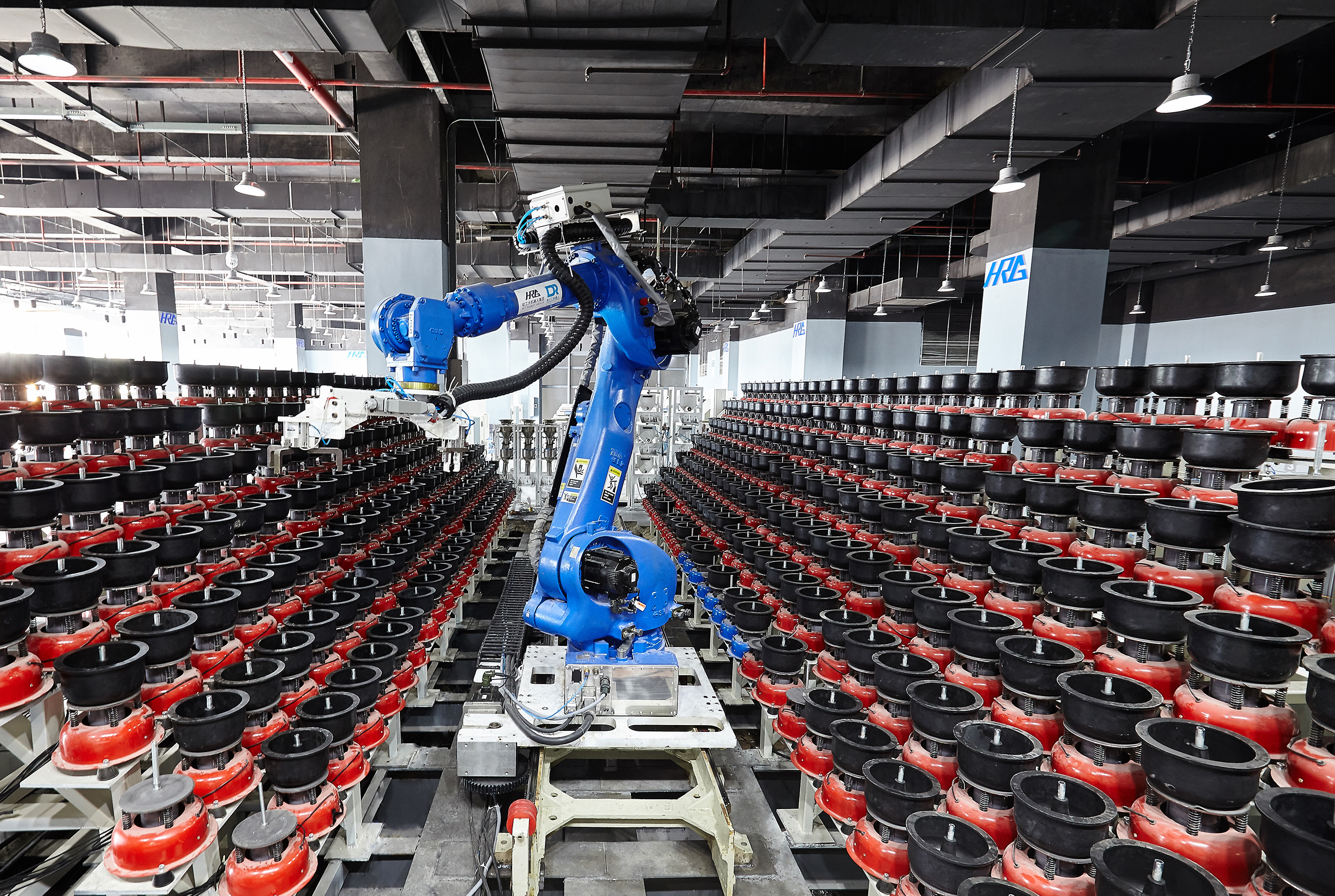 HIT Robot Group unveils intelligently-controlled automatic jade production line