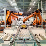 Industrial robot revenue will triple by 2025, says report