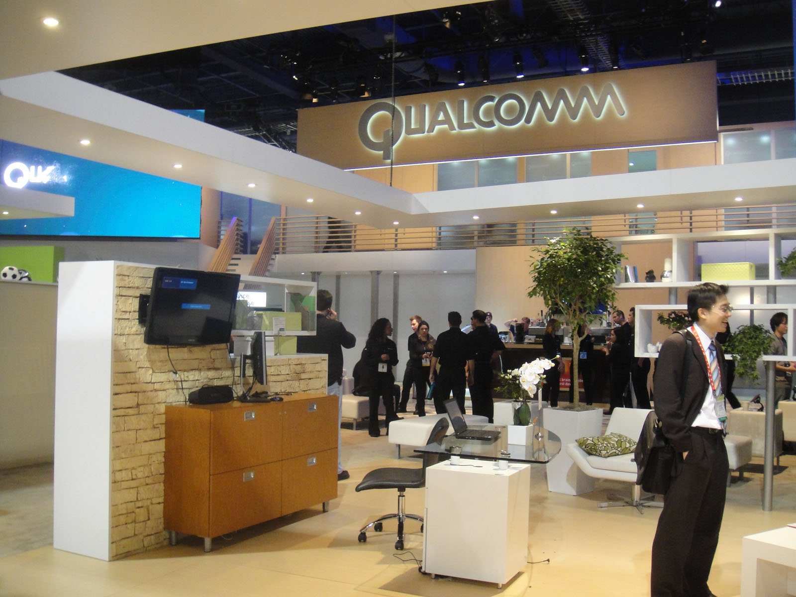 qualcomm at ces