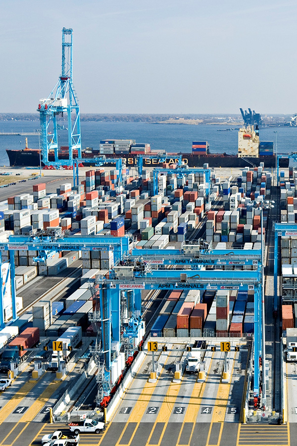 TMEIC to supply Virginia port with world's largest automated cranes system in deal worth $670 million