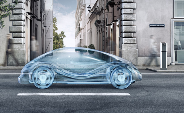 siemens electric car transparent image