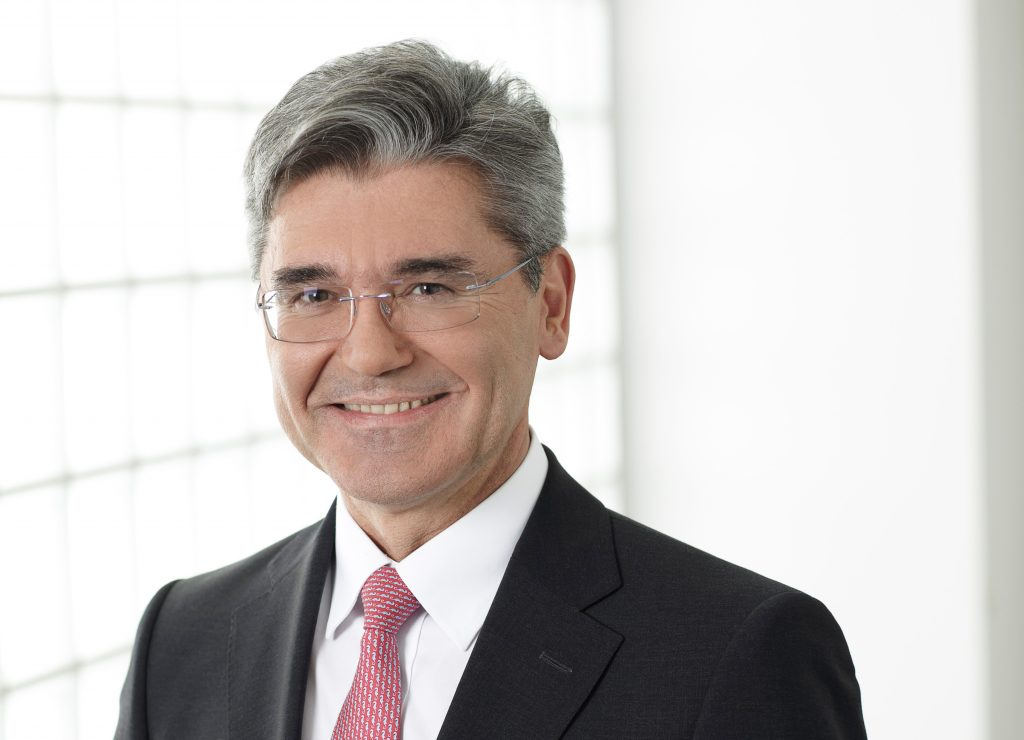 Joe Kaiser, president and CEO of Siemens