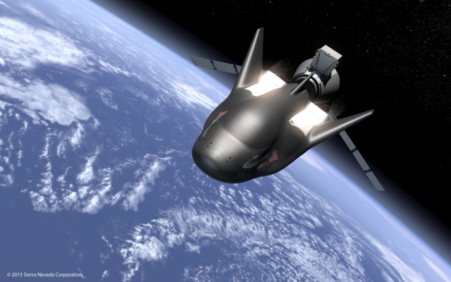 sierra nevada dream chaser spacecraft