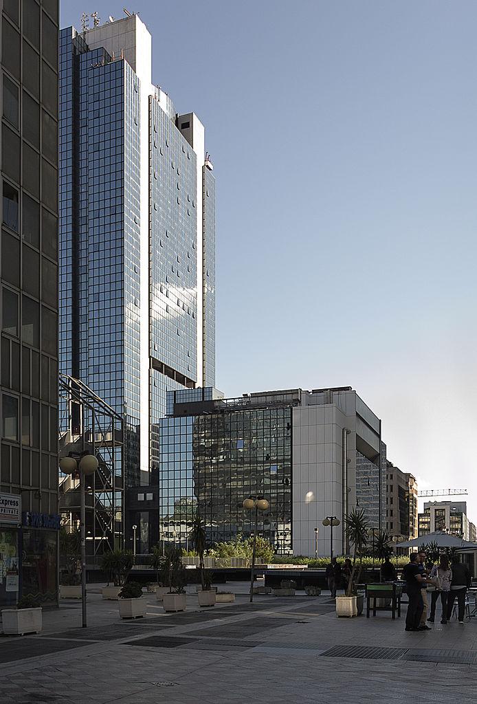 telecom italia building