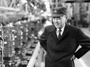 Taiichi Ohno, the Toyota worker who pioneered lean manufacturing