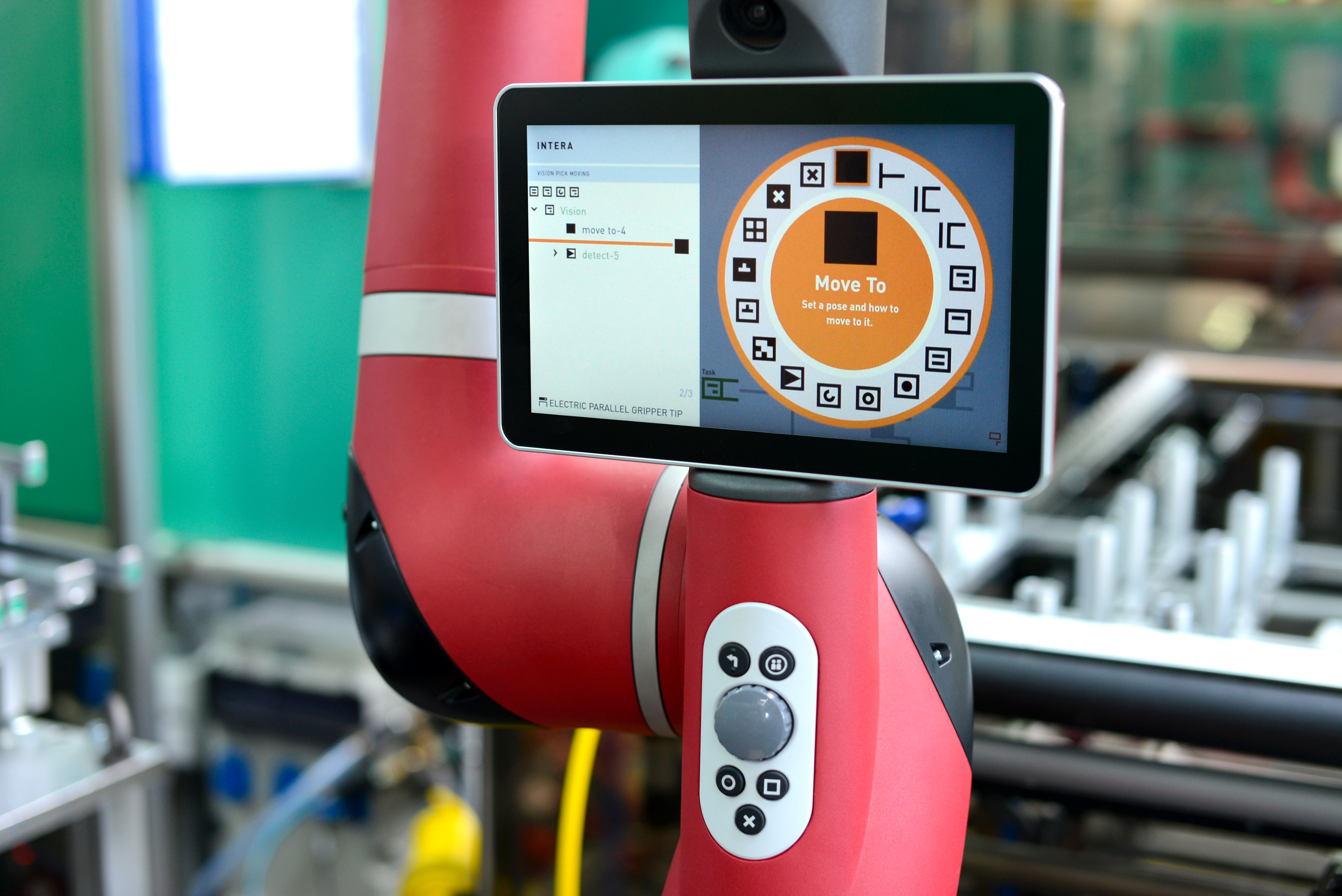 rethink robotics Intera-5