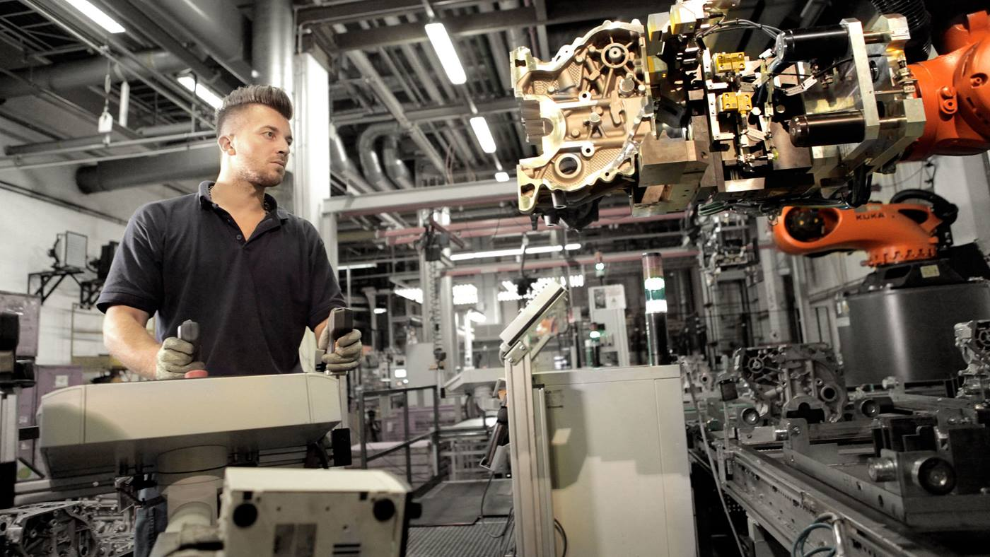 BMW Landshut facility