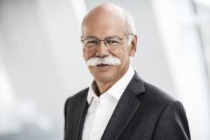Dr Dieter Zetsche, chairman, Daimler