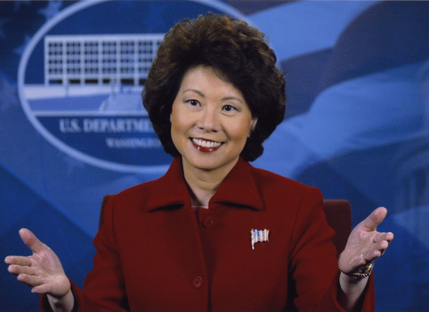 US Senate approves Elaine Chao to steer driverless policy