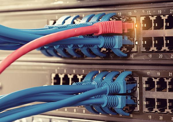 ethernet ports