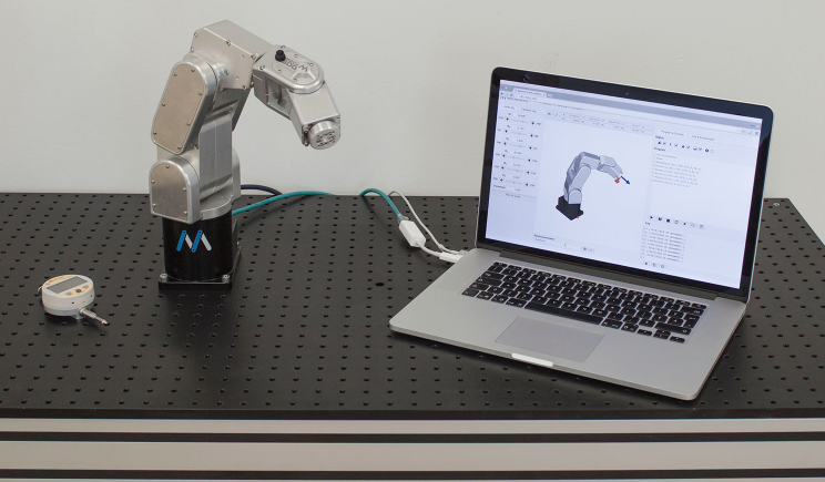 Mecademic showcases 'world's smallest, most accurate' 6-axis robot
