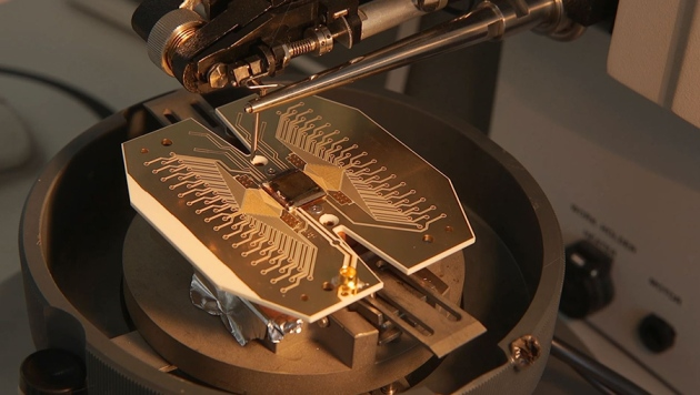 quantum computer core prototype