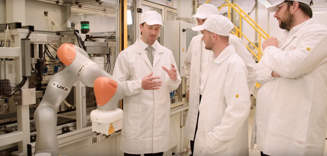 'Innovative' Škoda factory introduces human-robot collaboration with Kuka LBR iiwa