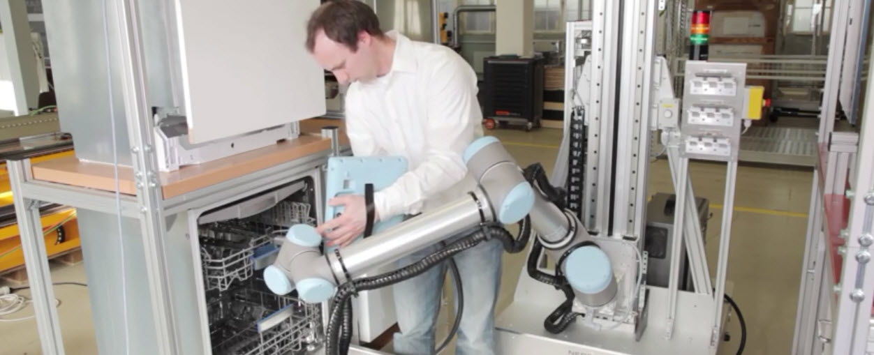 Product testing: There's a collaborative industrial robot for that