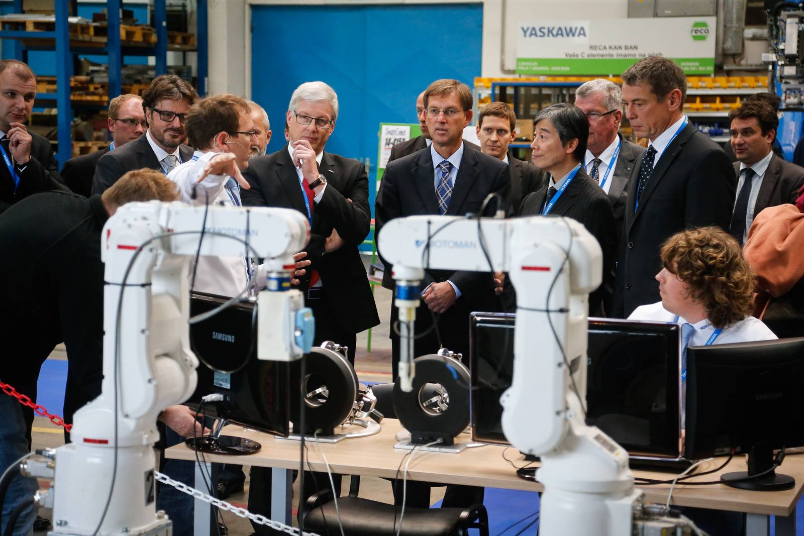 Slovenia backs Yaskawa with €6 million