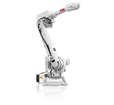 The ABB IRB 2600 industrial robot