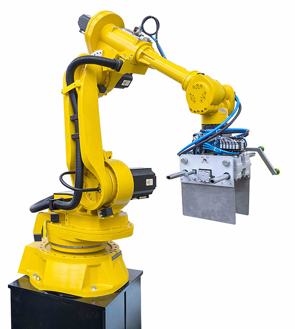 kernpack industrial robot small