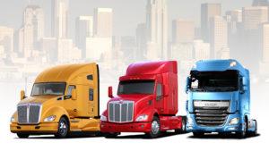 nvidia paccar self-driving trucks