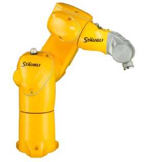 Stäubli launches new collaborative industrial robot