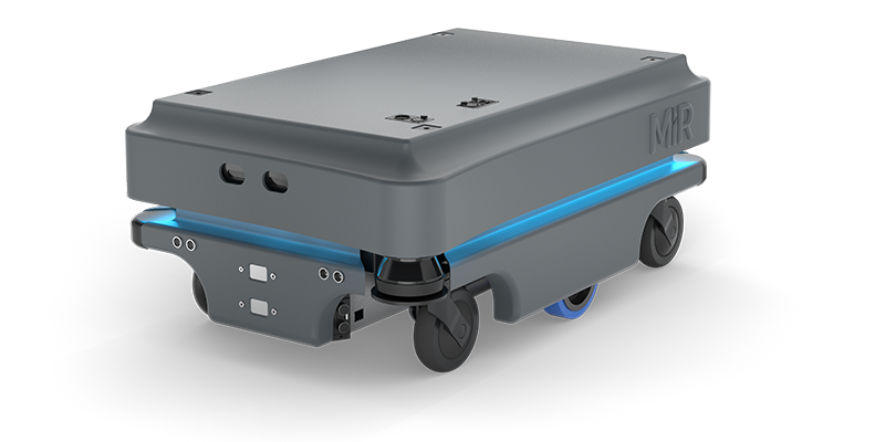 Mobile Industrial Robots launches new MiR200 logistics robot