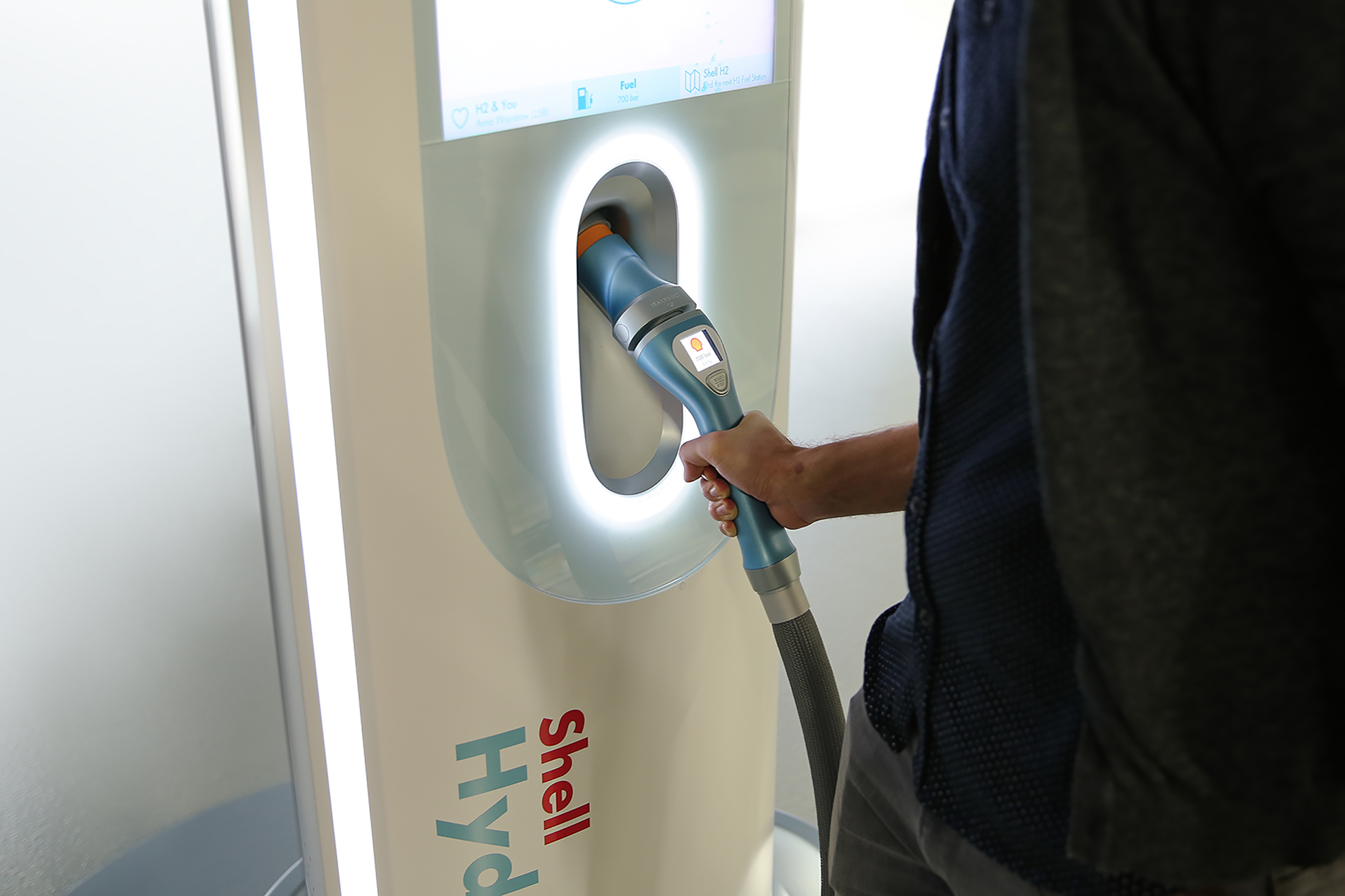 Designworks collaborates with Shell to improve hydrogen refuelling