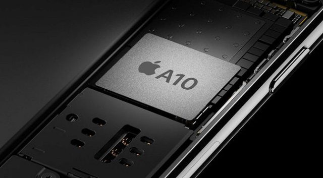 Apple A10 chip for iPhone 7