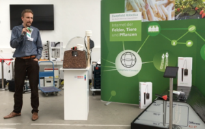 bosch deepfield robotics demo