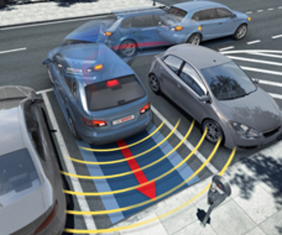 bosch park assist