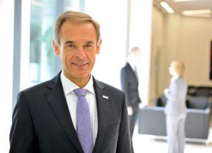 Bosch CEO Volkmar Denner